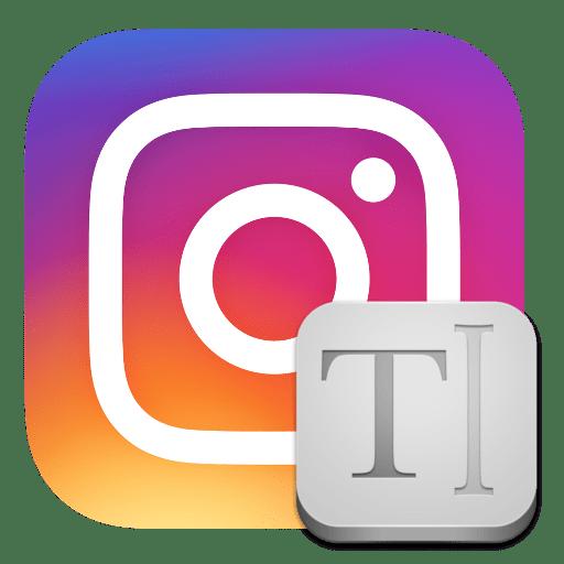 Как подписать фото в Инстаграме