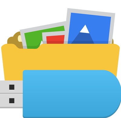 Как посмотреть скрытые файлы и папки на флешке