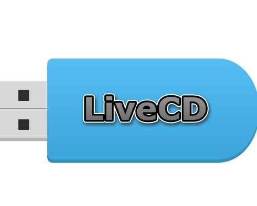 Как правильно записать LiveCD на флешку