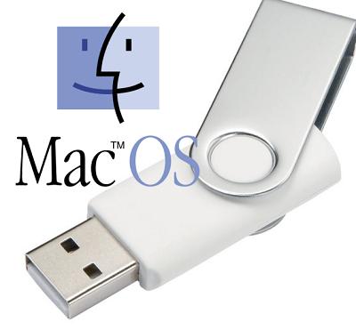 Как создать загрузочную флешку с Mac OS
