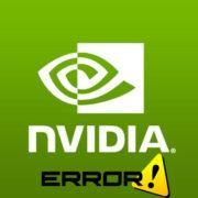 Не устанавливается драйвер на видеокарту nVidia