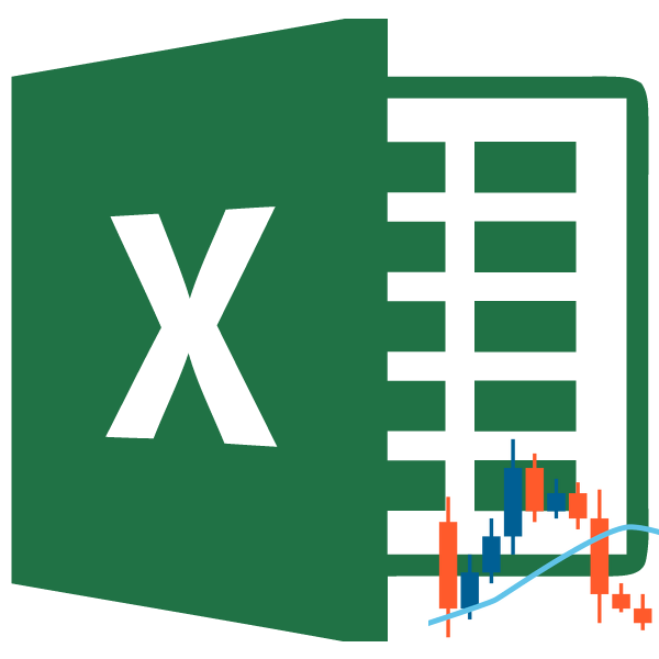 Скользящая средняя в Microsoft Excel