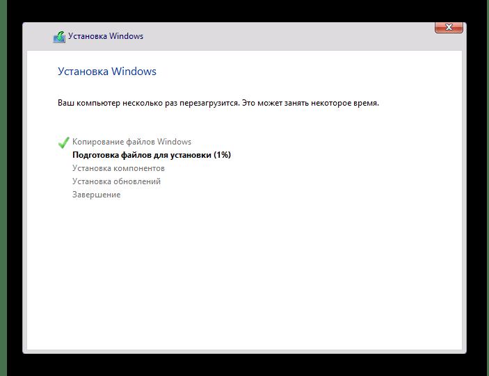 Windows 8 Установка системы