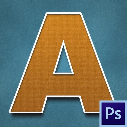 как сделать красивый шрифт в фотошопе