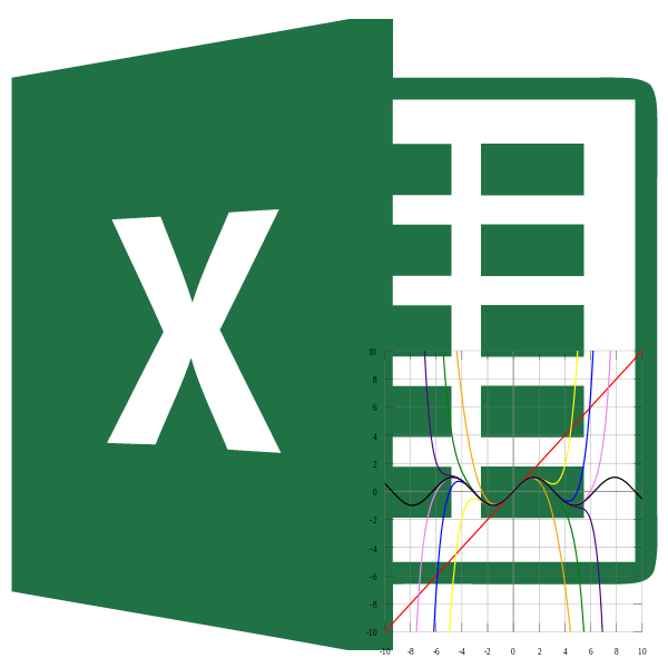 Аппроксимация в Microsoft Excel