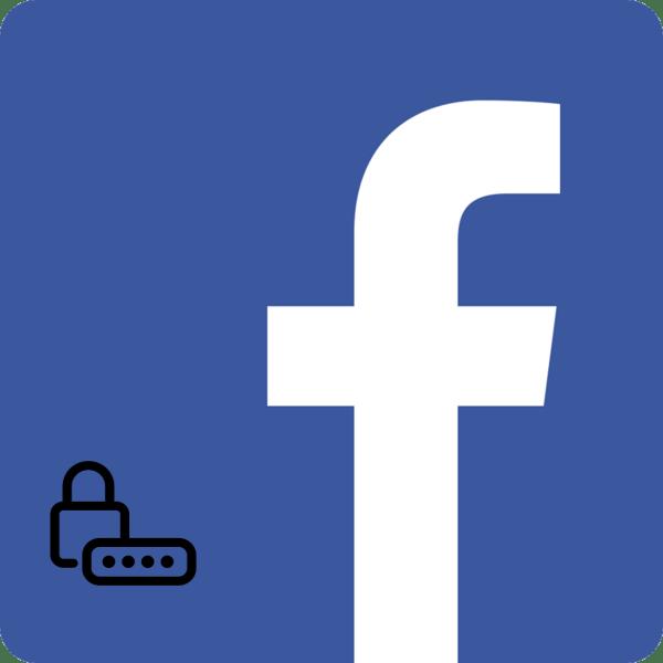 Как изменить пароль в Facebook