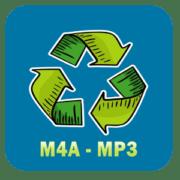 Как конвертировать M4A в MP3