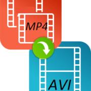 Как конвертировать MP4 в AVI