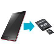 Как переключить память Андроид-телефона на карту памяти
