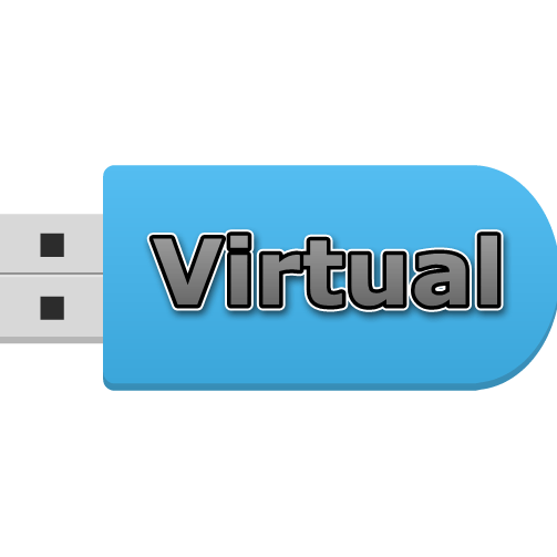 Как создать виртуальную флешку на компьютере