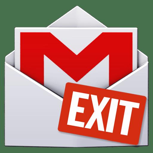 Как выйти из почты Gmail