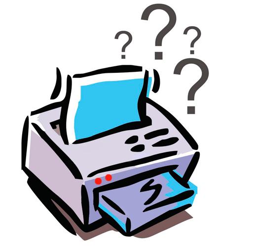 Логотип Недоступна подсистема печати в Windows XP