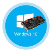 Просмотр модели видеокарты в Виндовс 10
