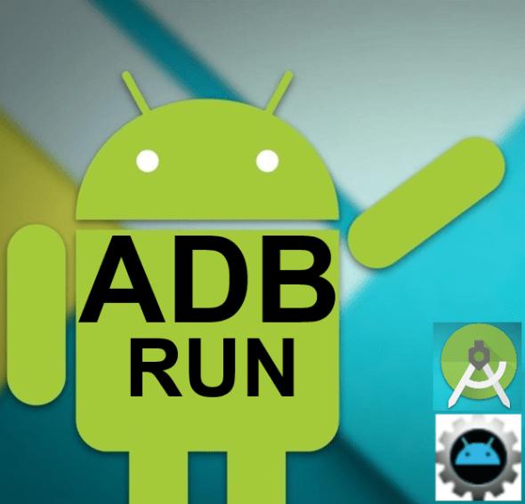 Скачать ADB Run бесплатно на русском