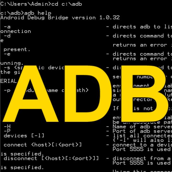Скачать ADB для Windows 7