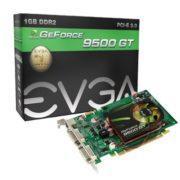 Скачать драйвера для nVidia GeForce 9500 GT
