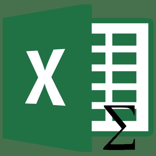 Суммирование значений в строке в Microsoft Excel
