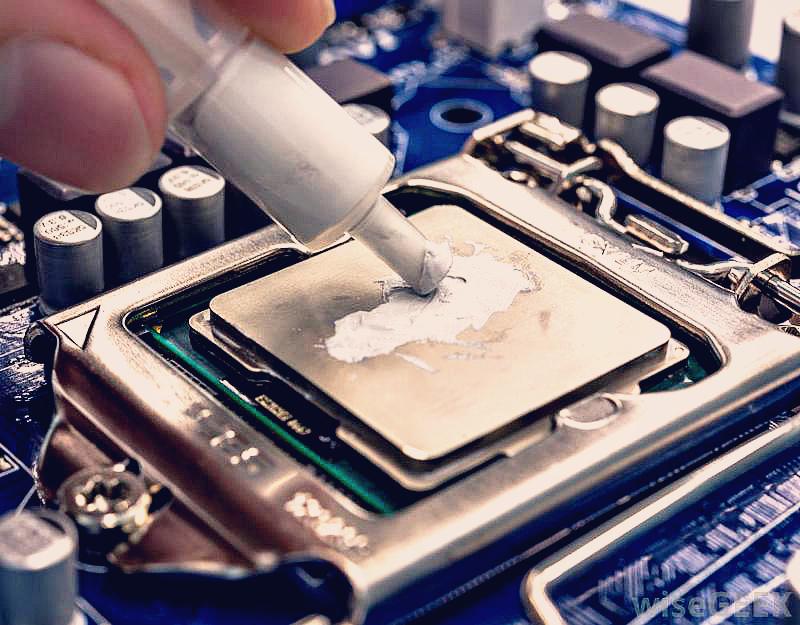 Как нанести термопасту на процессор