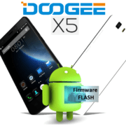 как прошить doogee x5