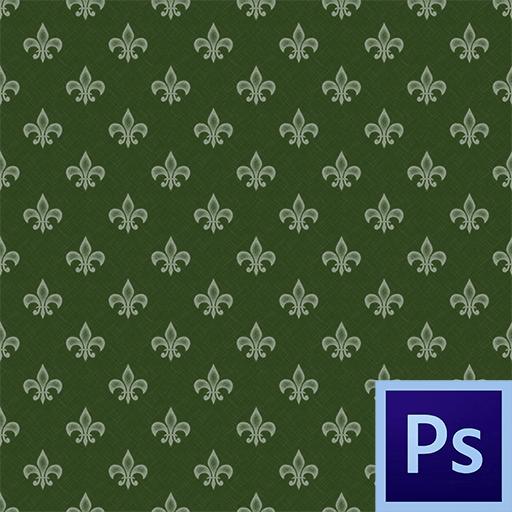 Как сделать узор в фотошопе