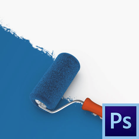 Как в фотошопе закрасить ненужное