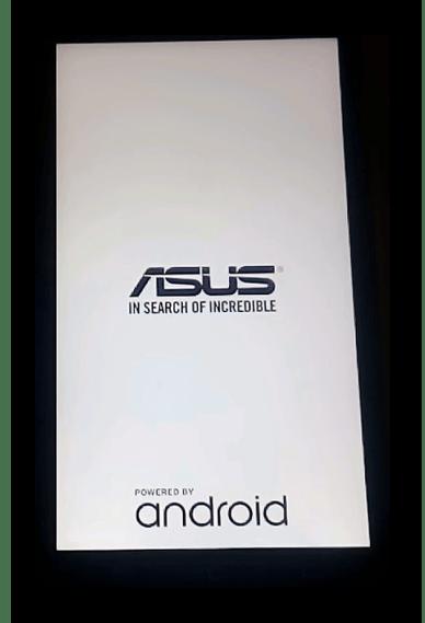 Asus Zenfone 2 ZE551ML загрузчик разблокирован