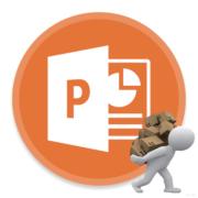 Как сгруппировать объекты в PowerPoint