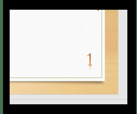 Нумерация с помощью Word Art в PowerPoint