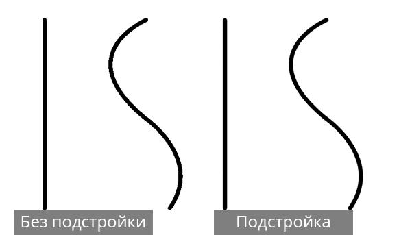 Примеры применения подстройки Матовый при сохранении гифки в Фотошопе