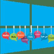 Установка языковых пакетов в Виндовс 10