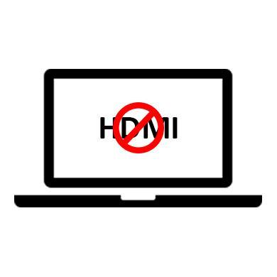 Что делать, если на ноутбуке не работает HDMI