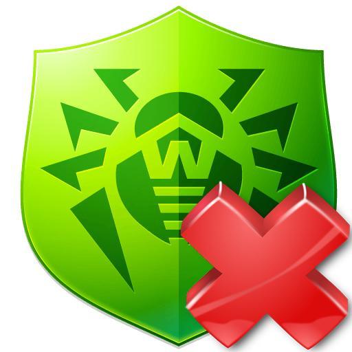 Как отключить антивирус доктор веб