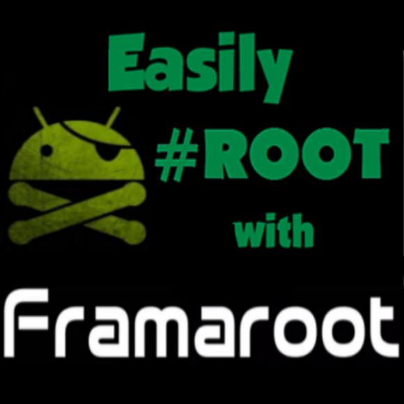 как получить рут через Framaroot