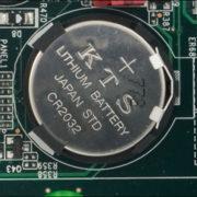 Как вытащить батарейку из материнки