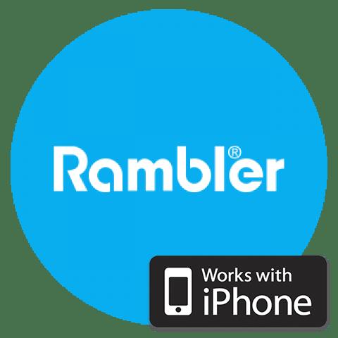 настройка рамблер почты для iphone