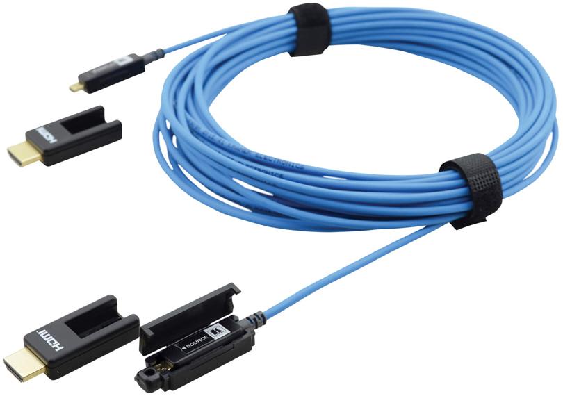 Оптоволоконный HDMI кабель