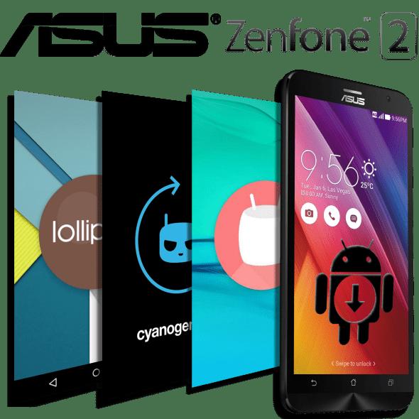 прошивка ASUS ZenFone 2 ZE551ML