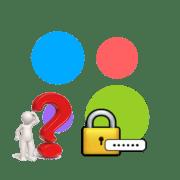 восстановение пароля на Авито