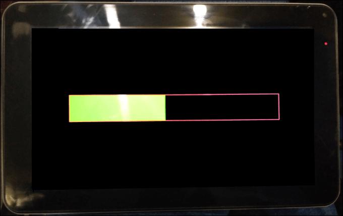 Allwinner A13 прошивка с карты памяти прогресс