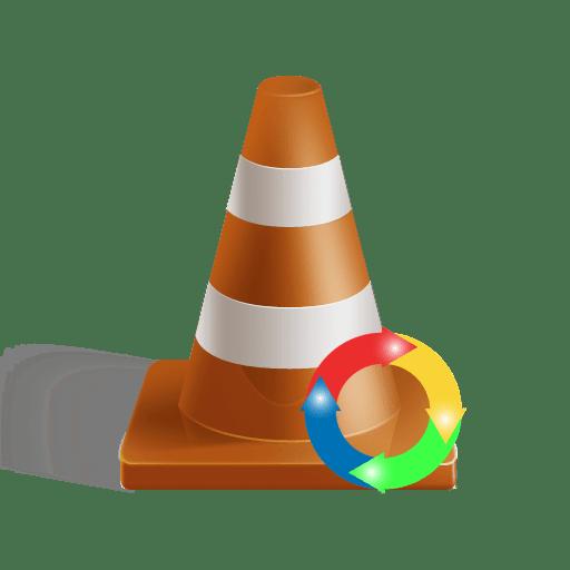 Как перевернуть видео в VLC media player