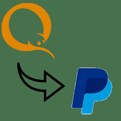 Как перевести деньги с qiwi кошелька на paypal