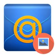 Как прикрепить фотографию к письму MailRu