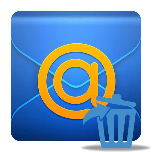 Как удалить все сообщения в MailRu