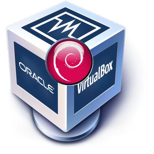 Как установить debian на virtualbox