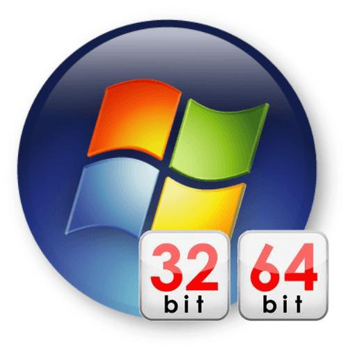 Как узнать битность системы Windows7