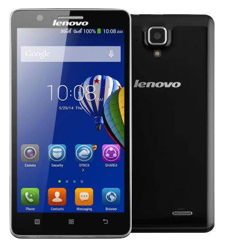 Lenovo A536 прошивка через SP Flash Tool