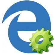 Настройка Microsoft Edge