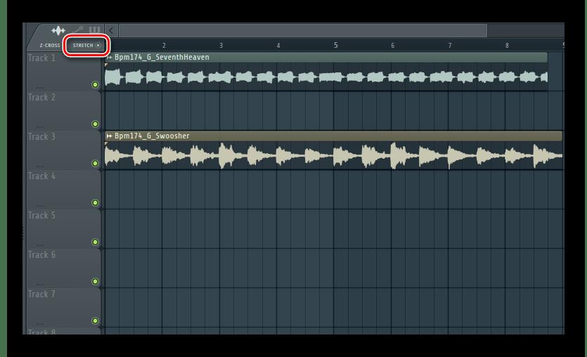 Подгон темпа композиции FL Studio