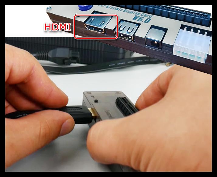 Подключаем внешнюю видеокарту к ноутбуку