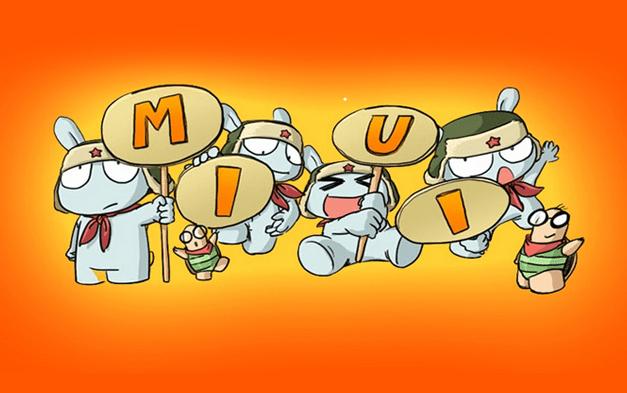 Прошивка MIUI redefinding Android
